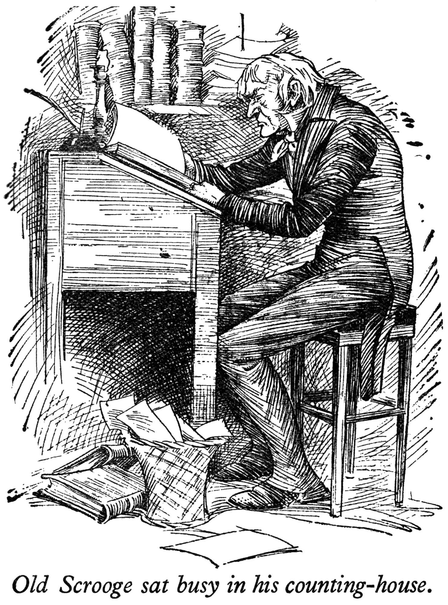 Uncategorized A Christmas Carol Coloring Pages scrooge and marley storefront a christmas carol lets watch it again pinterest vintage time vic