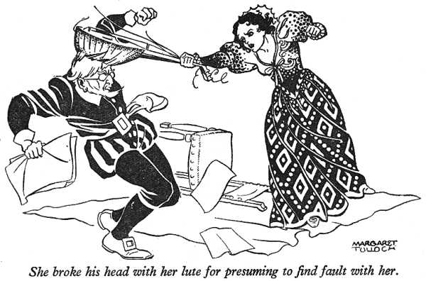 a mans attempt to tame a shrew named kate in william shakespeares play the taming of the shrew The taming of the shrew is a comedy by william  not petruchio will be able to tame katherina in a shrew,  the play holds up in inverse form kate's shrewishness .