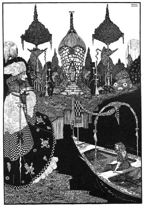 grandma u0026 39 s graphics  harry clarke