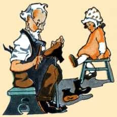 Grandfather shoemaker