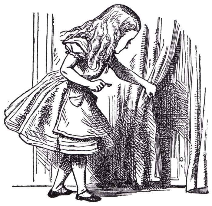 Curtains Ideas alice in wonderland curtains : Grandma's Graphics: John Tenniel, English Golden Age illustrator ...