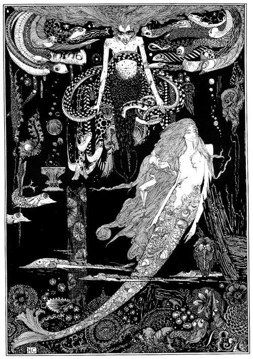 Grandma S Graphics Harry Clarke Hans Christian Andersen